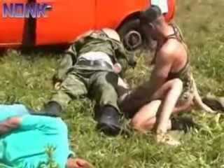 Soldier Patrol Brutally Fucks This Wife free