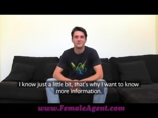 FemaleAgent Erection issues in casting free