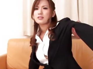 Young office babe