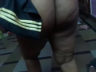 Indian tamil aunty big ass