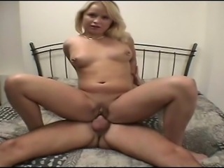 April is a horny amateur who cant say no if there is a big cock in front of her.
