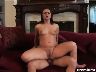 Katja Kassin is full of passion to be anally fucked