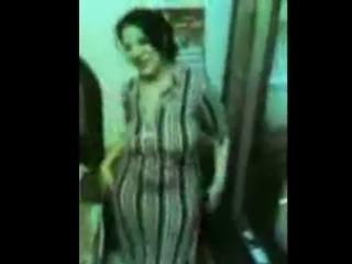 Arab Home Dancer big boobs