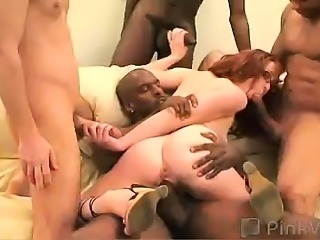 -EXCLUSIVE BEHIND THE SCENES EPISODE!- Gettin' gang banged