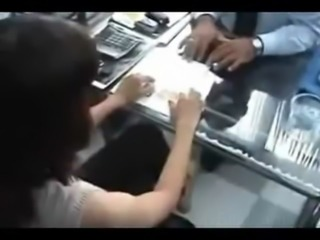 Indian desi receptionist free
