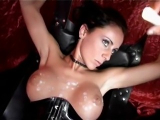Celia Jones - latex stockings fuck free
