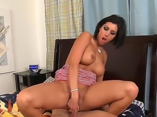 Hardcore action as these two finish their affair with one last fuck. Staring...