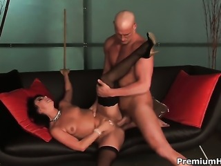 Bianca Dagger fucking like it aint no thing in steamy sex action with horny guy