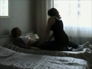 Curvy milf with younger boy free