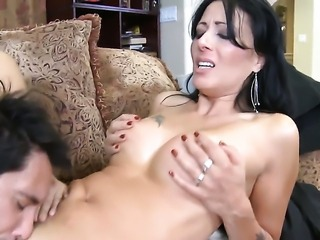 Tommy Pistol has fantastic sex with Zoey Holloway