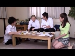 Japanese Mom - Step Mom Nozomi by MrBonham (part 1)
