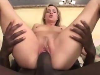 Blonde MILF Peyton Leigh Keeps It In The Family
