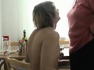 Moden Kvinde og Ung Fyr - 1 (Danish Title)
