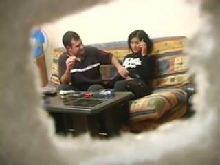 Indian Hidden cam Caught neighbours fucking free