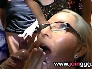 Busty sperm maniac is shared