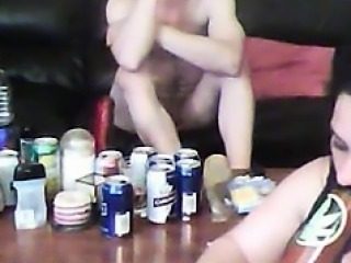 Dirty Drunk Couple Fuck