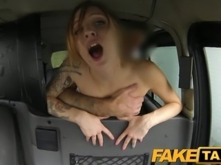 FakeTaxi Woman fucks on cam for boyfriend