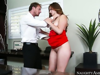Ryan Mclane is ready to make ultra sexy Jillian Jansons every sex dream come...
