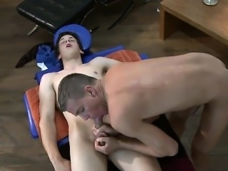 Explicit anal pounding