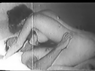 Vintage sex session