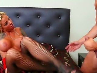 Danny Mountain hunting tattooed women and fucking Britney Shannon tonight
