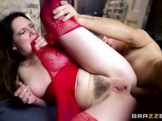 Samantha Bentley cant live a day without taking Keiran Lees hard cock in her...