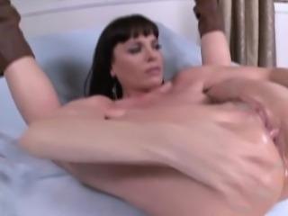 Lovely Dana De Armond having a big cock