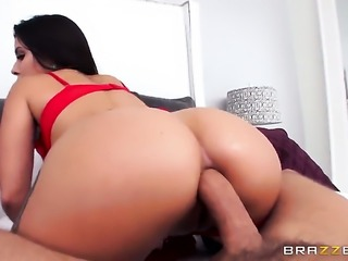 Mick Blue pops out his schlong to fuck Jynx Maze in the ass way