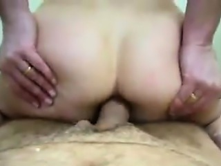 Mature Wife From France Enjoying Anal POV
