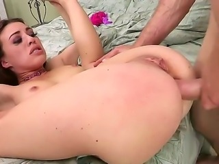 Tiffany Doll is a young brunette who likes to get it done hardcore. She gets...