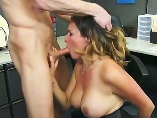 Danica is an Americansex bomb who is looking to score some cock. She gets...