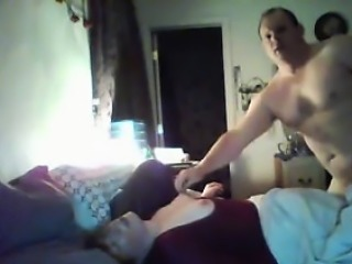Fat Redhead And Her Fat Husband Fucking