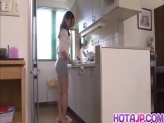 Natsumi enjoys a good pounding free