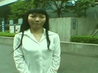 Yuuka is a cute Japanese whore with long hair. She sucks a d