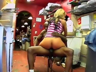 Nikki Sexx is going to get one big black cock and shes going to fucking love...