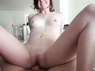Emma OHara gets an anal gangbang