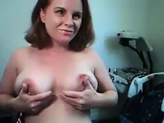 Cute Pregnant Cam Whore