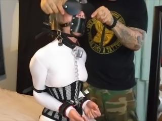 Spandex Bondage