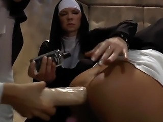 A life in the convent is really boring. There are so many rules and...