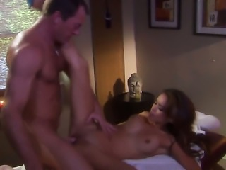 Daisy Marie gets the mouth fuck of her dreams with hard dicked bang buddy