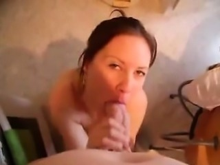 Gifted French Woman Loves to Take Sperm