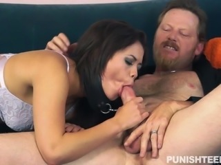 Blair Summer is one foxy bitch. She has been very naughty lately and had to...