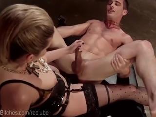 Maitresse Madeline Dominates Lance Hart