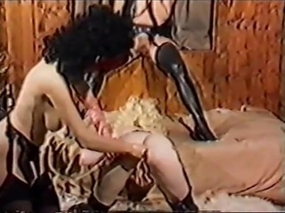 Anita Feller analfisting and bottle in ass