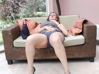 German Huge-Boobs-Milf is back again
