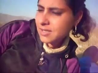 Arab girl blowjob