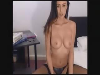 omegle reaction hot babe striptease on webcam