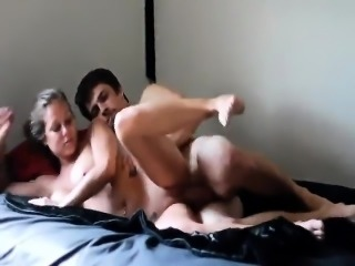 Genuine amateur sextape with girlfriend that is hot