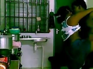 Sri Lankan kitchen