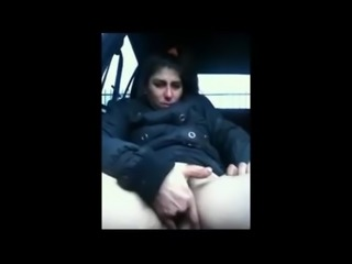 Home Car Masturbating